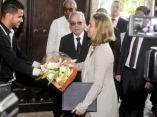 CUBA-LA HABANA- ALTA REPRESENTANTE DE LA UNIÓN EUROPEA, REALIZA