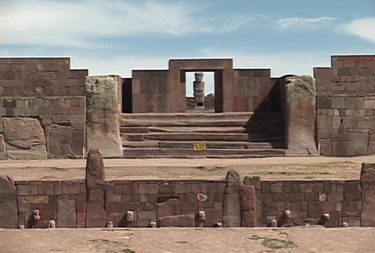 Cr 243 Nicas Desde Bolivia Tiwanaku Fotos Cubadebate