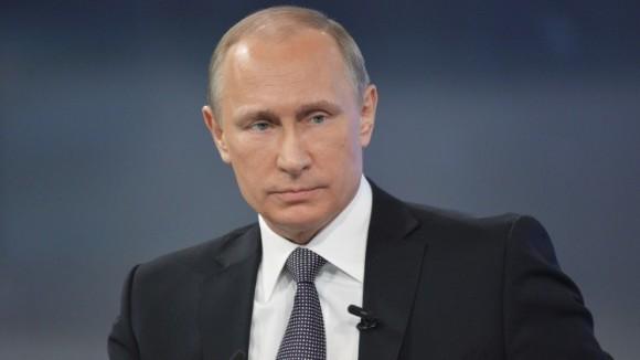 Vladimir Putin. Foto: Reuters.
