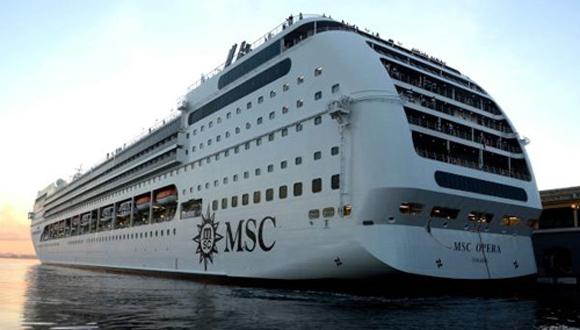 Cruise MSC Opera