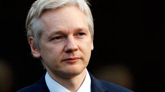Julian Assange. Foto tomada de CDN