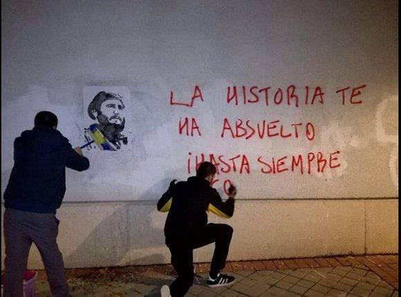 Más de España, pero esta es Vicálvaro, Madrid.