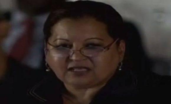 Teresa Amarelle, secretaria general de la FMC.
