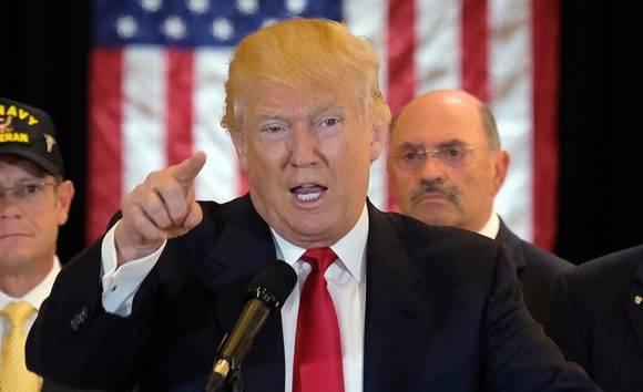 Donald Trump. Foto tomada de La Tribuna.