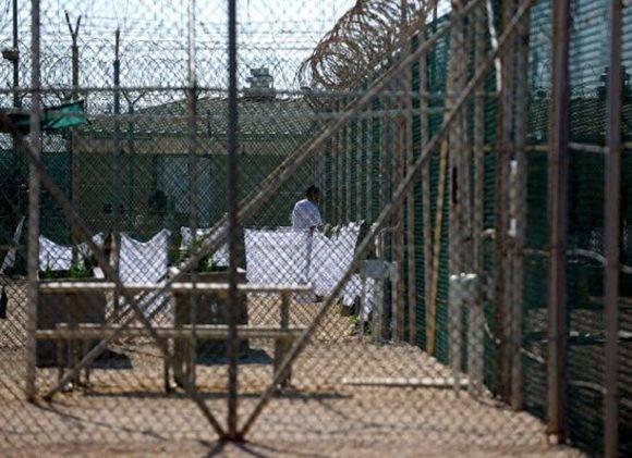 La cárcel de Guatánamo continúa abierta. Foto EFE.