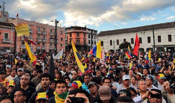 Resultado de imagen para La izquierda latinoamericana sigue fuerte, lo afirman intelectuales en Ecuador