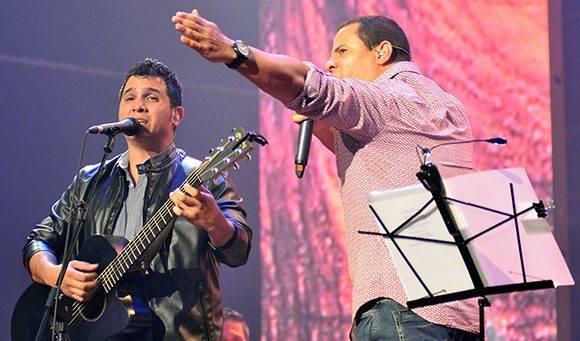 """Buena Fe viaja a Canadá para ofrecer varios conciertos y promover su disco """"Sobreviviente"""". Foto: Jorge Luis Sanchez Rivera/ Cubadebate"""