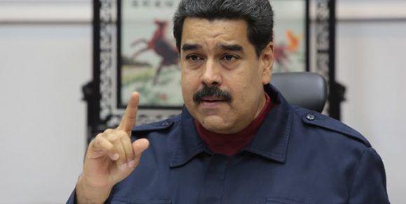 """Maduro consideró que la salida de la OEA supone """"un paso Gigante para romper con el intervencionismo Imperial"""". Foto: AVN/ Archivo."""
