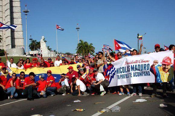 Foto: Cortesía de la embajada de Venezuela en Cuba.