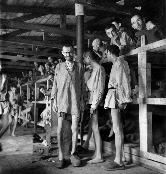 Casi 250.000 personas pasaron por el campo de concentración de Buchenwald. 56.000 de ellas no sobrevivieron. Foto: AFP.