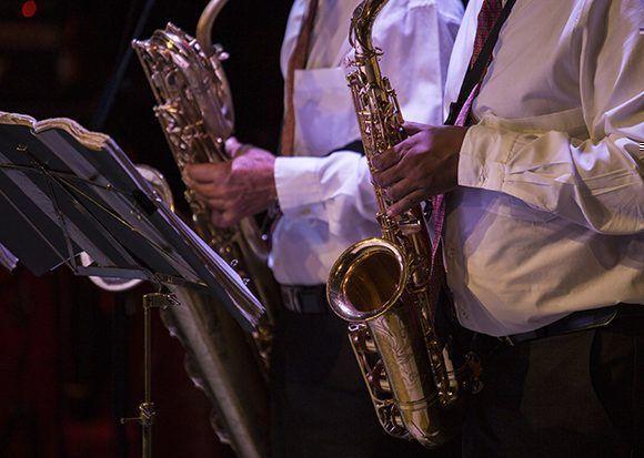 "Quinteto de saxofones ""ARSIS"". Foto: Irene Pérez/ Cubadebate."