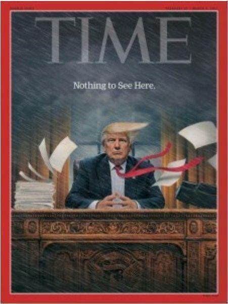 Resultado de imagen para Trump y la Teoría del Caos