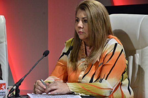 Betty Oria, miembro del Secretariado Nacional de la mayor organización de masas de Cuba, comentó que en este proceso la capacitación ha sido superior.