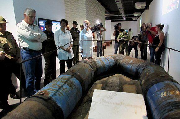 Una balsa. Foto: Cinthya García Casañas/ Cubadebate.