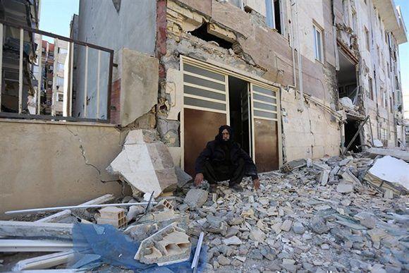 EE.UU. bloquea iniciativas para recaudar fondos 'online' para los afectados por el terremoto en Irán e Irak. Foto: Reuters.