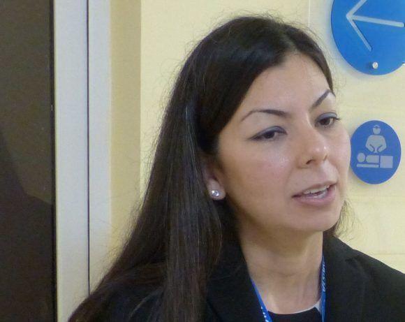 Dra. Nadia Caballero, Otorrinolaringóloga y Rinóloga estadounidense del Chicago Nasal and Sinus Center y Codirectora de este Taller