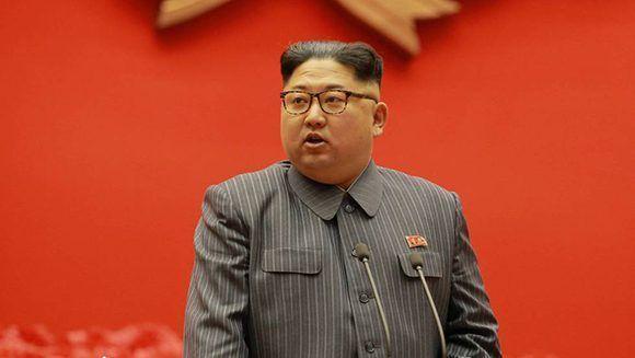 Kim Jong-un, líder de Corea del Norte. Foto: Reuters.