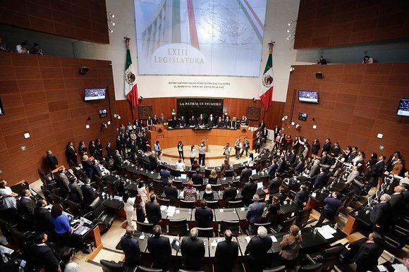 Toma posesin el primer Congreso de izquierda de Mxico en