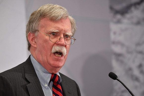 John Bolton anunciará en Miami medidas contra Cuba
