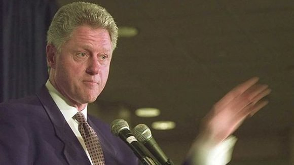 Bill Clinton. Foto: AFP.