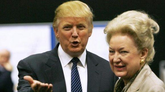 Maryanne Trump Barry, hermana del presidente de Estados Unidos, Donald Trump, lo describió como una persona cruel, mentirosa y sin principios. Foto: El Frontal