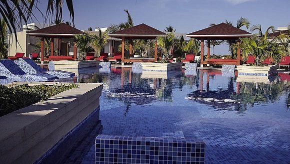 Los turistas están alojados en el Hotel Pullman de Cayo Coco, perteneciente a la cadena francesa Accor Hotels