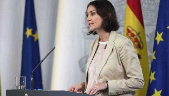 Maroto denunció que la Ley Helms-Burton perjudica al comercio y a la inversión española en Cuba. Foto: Expansión.