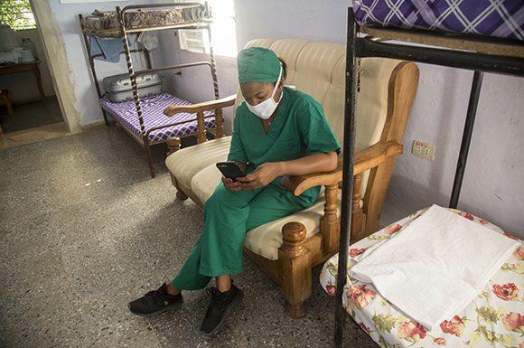 Mujer cubana. Foto: Ismael Francisco/ Cubadebate.