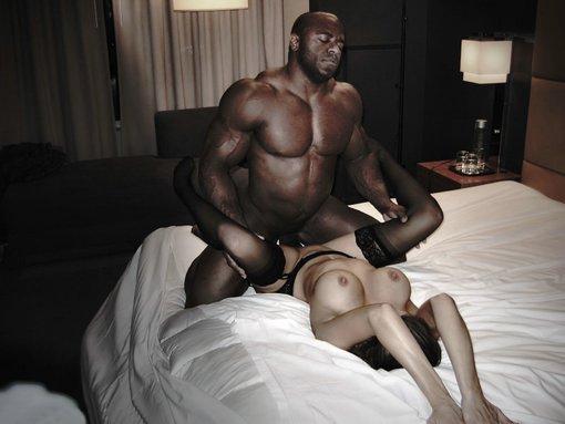 Black Guy Fucking White Wife