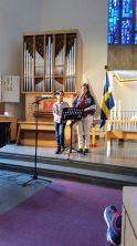 Jazz sjunger med Karin