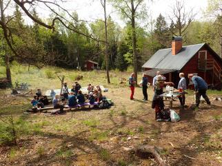Picknick och grillning
