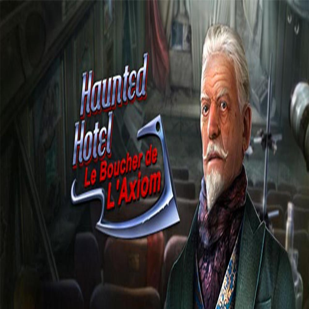 Haunted Hotel 11 Le Boucher De L'axiom - Jeux Vid