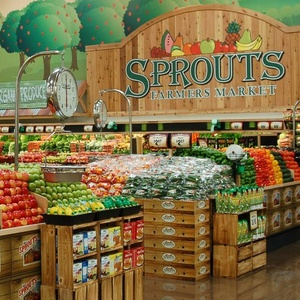 Sprouts Farmers Market Spreads Organic Produce Bargains In