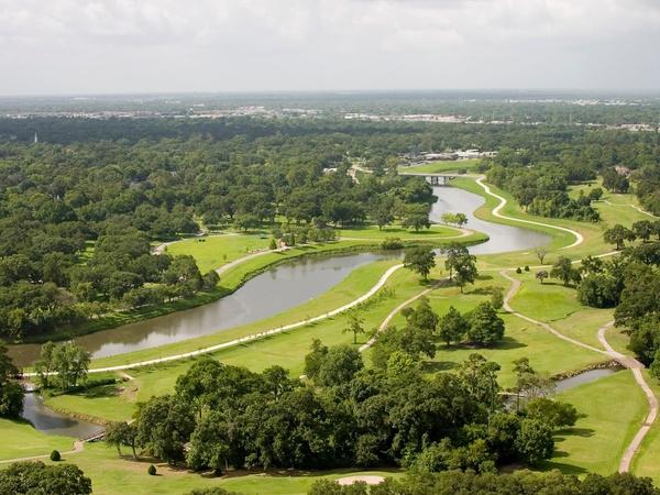 Houston Bayou Greenways