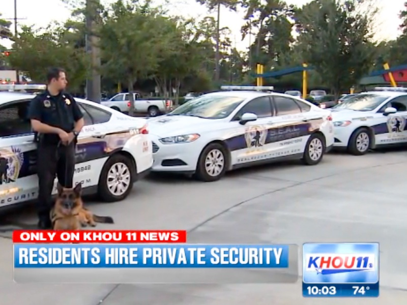 Personal Security Houston