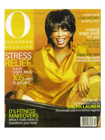 Will Oprah Retire As Perpetual Cover Girl of O