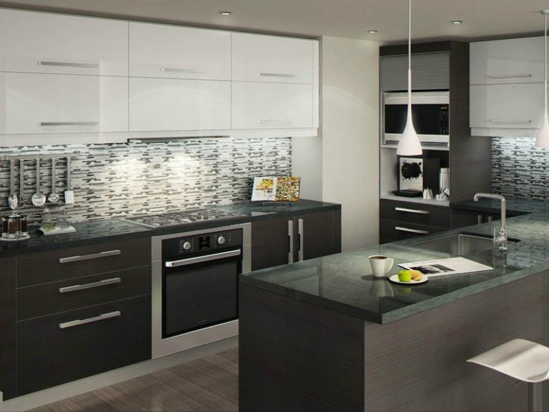 Slideshow Whats in and whats out in kitchen design