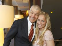 Father and daughter serve as beacons of hope at impactful ...