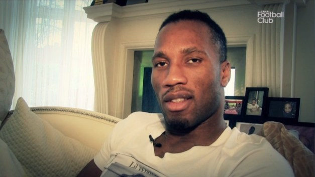 Will Drogba follow in the footsteps of George Weah?  Here is his position!