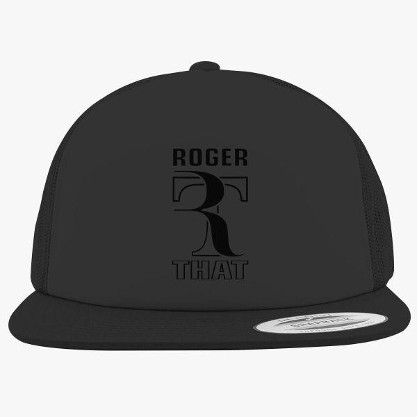Roger Federer Foam Trucker Hat - Customon