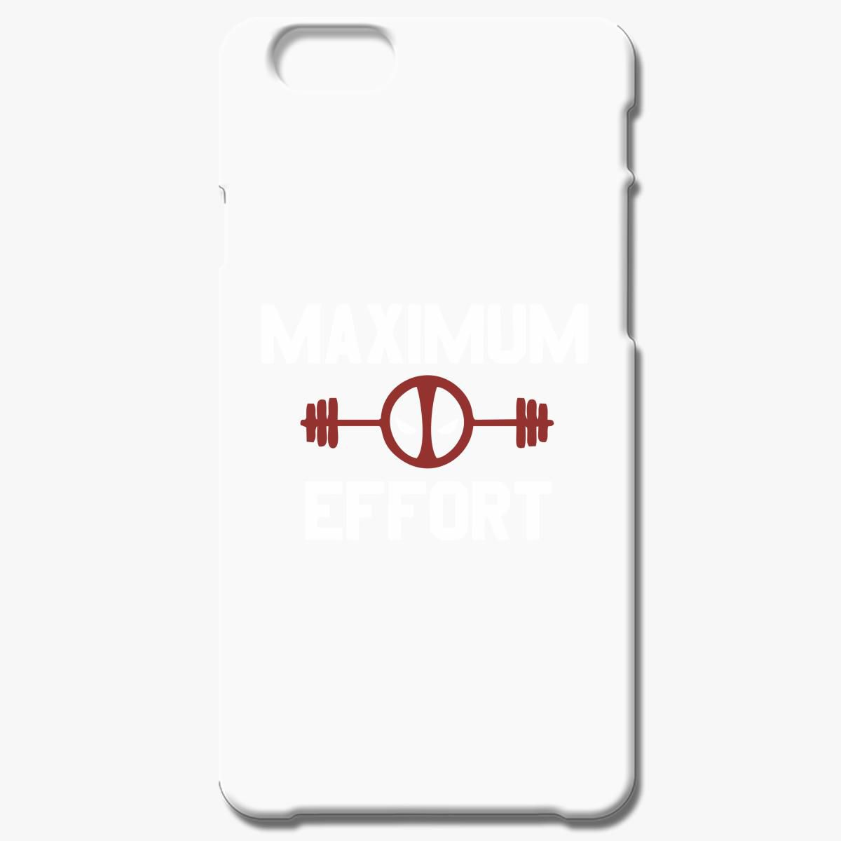 Maximum Affort Iphone 6 6s Case