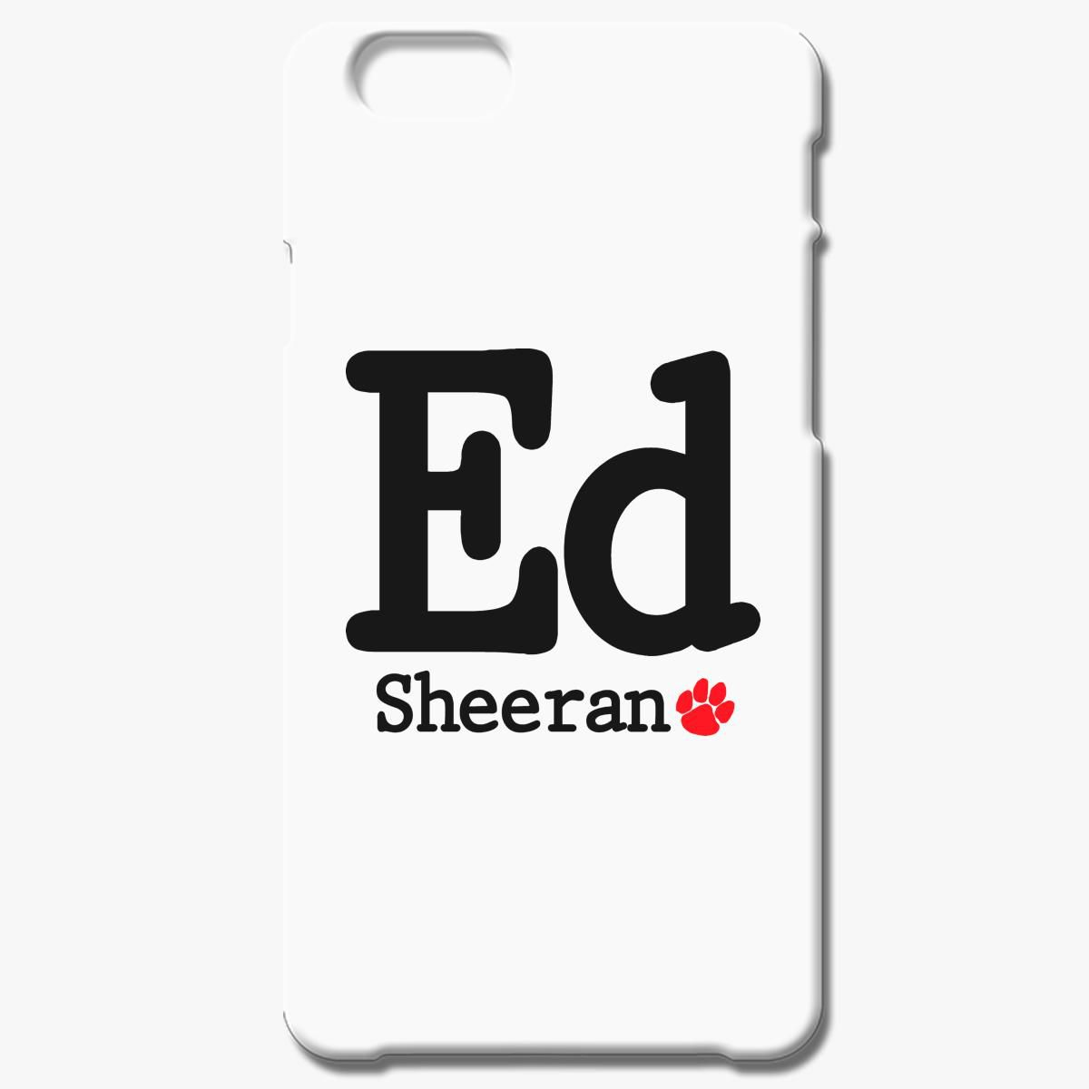 Ed Sheeran Iphone 7 Plus Case