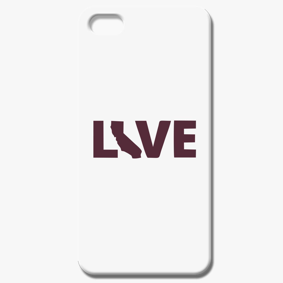 Love California Iphone 7 Case