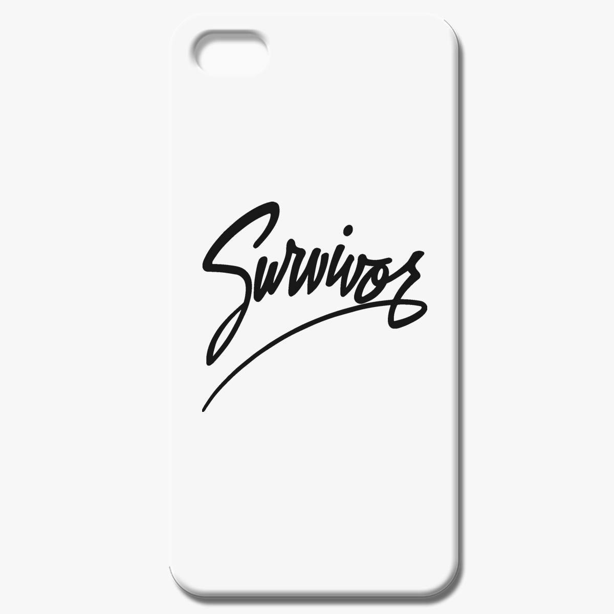 Survivor Band Logo Iphone 8 Case
