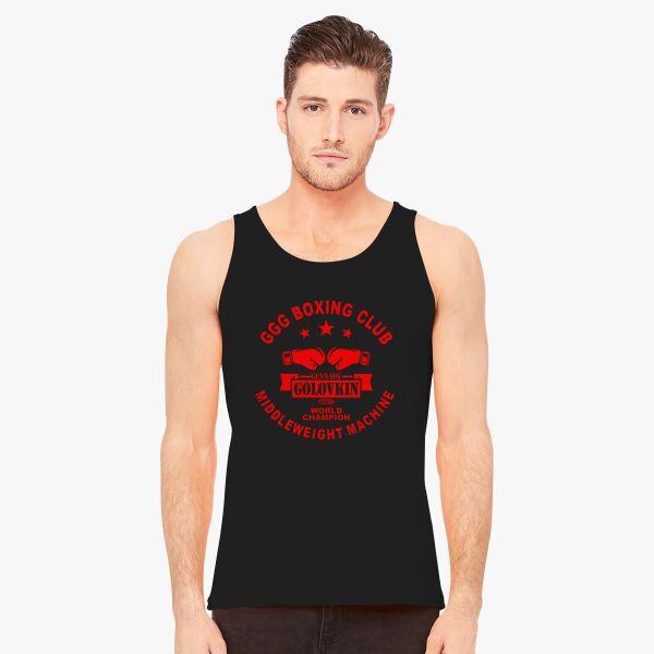 Gennady Golovkin Ggg Boxing Club Men' Tank Top - Customon