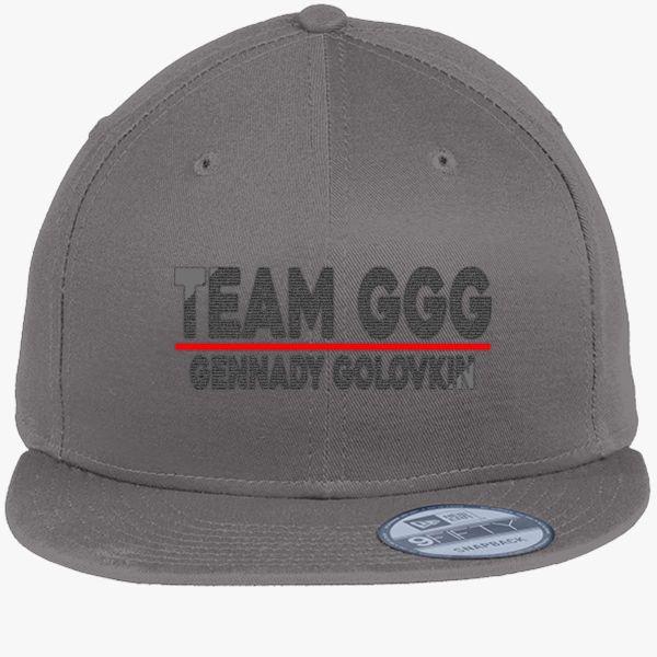 Team Ggg Gennady Golovkin Era Snapback Cap