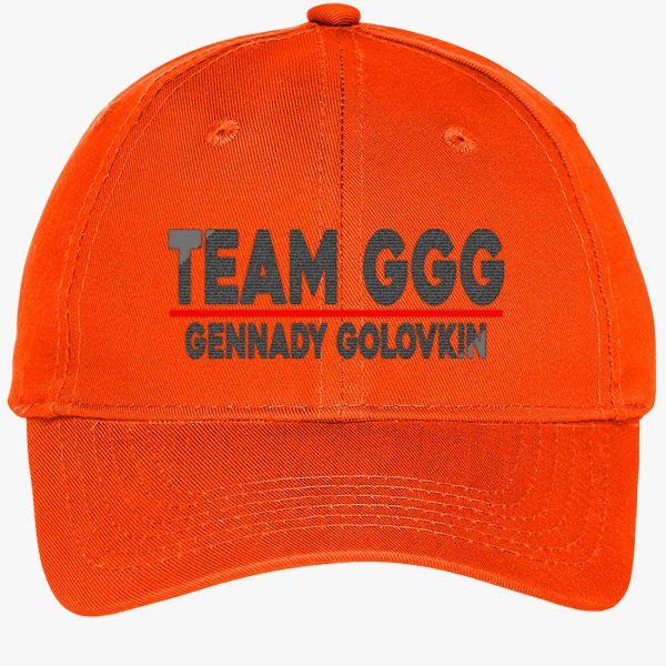 Team Ggg Gennady Golovkin Youth Six-panel Twill Cap