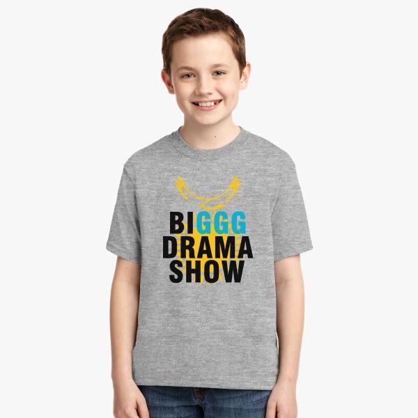 Gennady Golovkin Biggg Drama Show Youth T-shirt