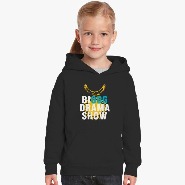 Gennady Golovkin Biggg Drama Show Kids Hoodie - Customon