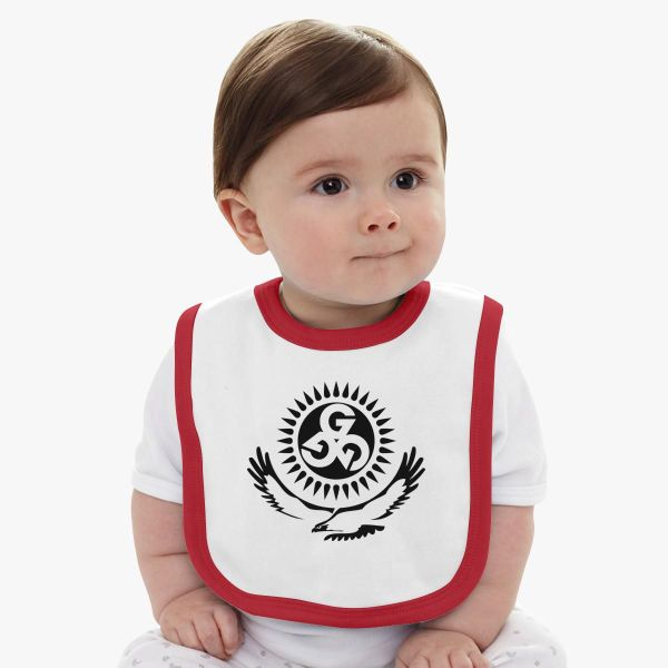 Gennady Golovkin Logo Baby Bib - Customon